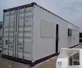 Shipping Container XGZCH010