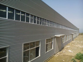 Ethiopia Steel Workshop Building Project